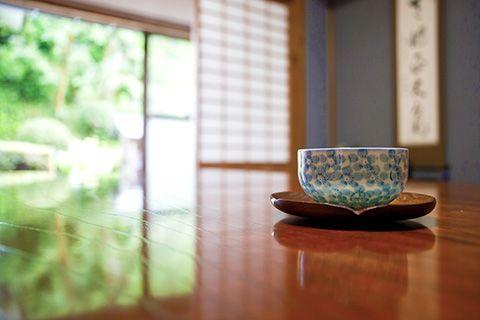 お茶を飲みながら落ち着いてご相談